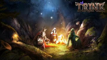 Steam-Gift игры Trine: Enchanted Edition
