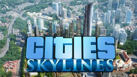 Ключ к игре Cities: Skylines для Steam