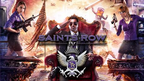Saints Row IV: Game of the Century Edition - Steam-ключ