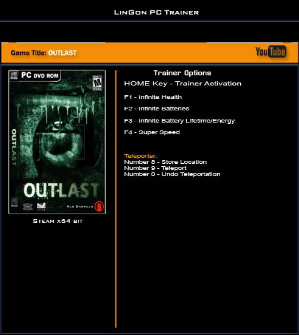 Русификатор Для Игры Outlast Whistleblower