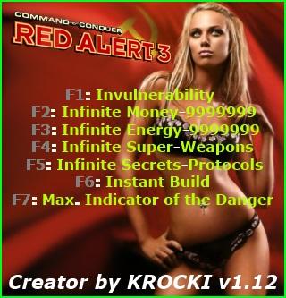 скачать трейнер для Command Conquer 3 Red Alert 3 Uprising - фото 7