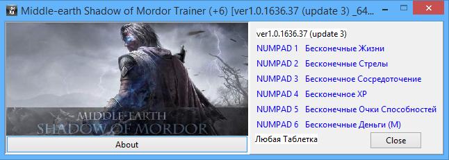 Shadow Of Mordor Crack Скачать