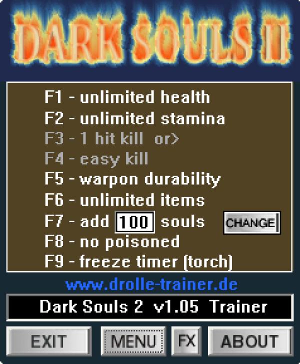 Dark souls 2 трейнер 1 06 калибровка 1 11
