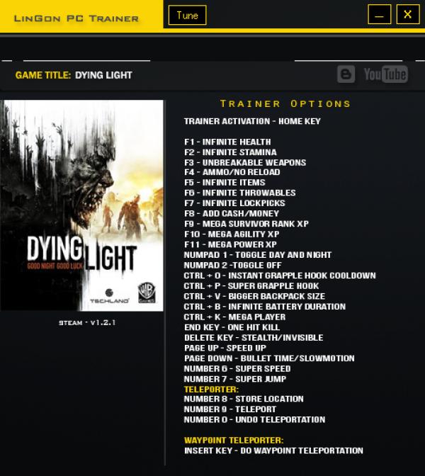 Crack для игры Dying Light - картинка 4