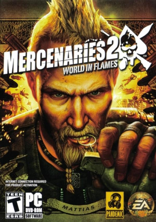 скачать читы для Mercenaries 2 World In Flames img-1
