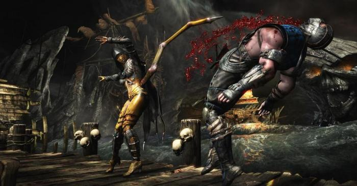 mortal kombat x all fatalities все фаталити мортал комбат х фаталити ди вора