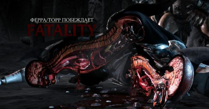 mortal kombat x fatalities all ferra torr фаталити ферра торр все фаталити мортал комбат х мк 10