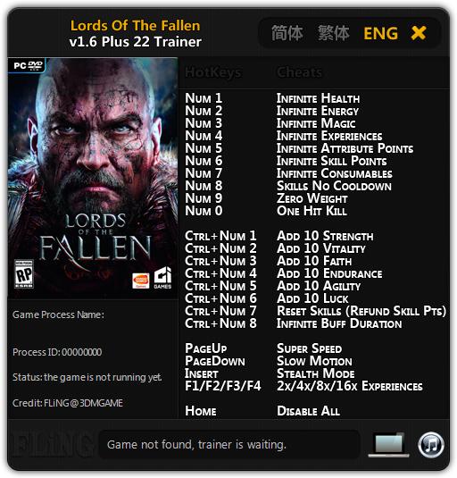 """—качать """"рейнер ƒл¤ Lords Of The Fallen"""