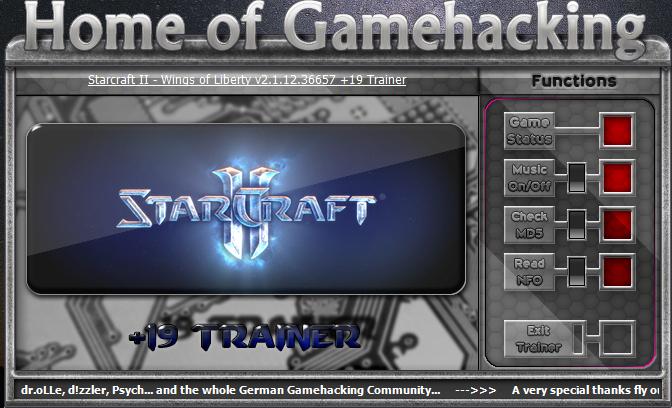 Starcraft 2 Wings Of Liberty скачать трейнер - фото 4