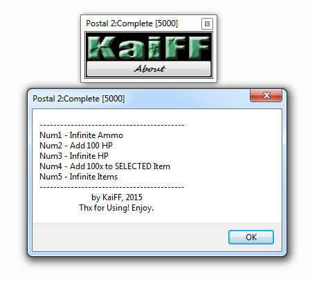 Как создать сервер постал 2