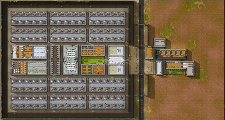 скачать трейнер для prison architect