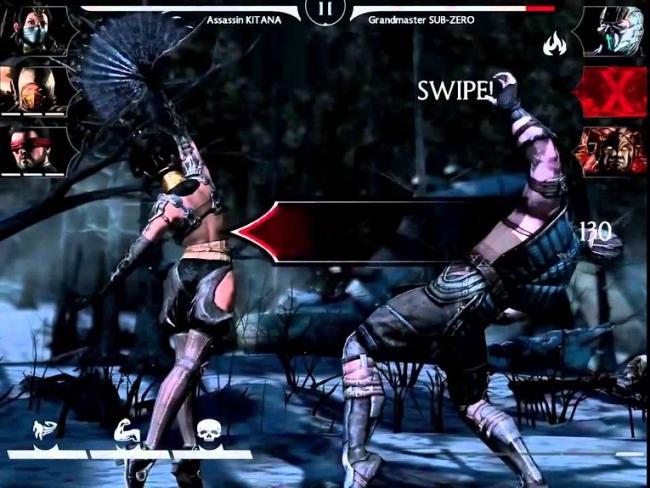 Mortal Kombat X (Играем с женой) #1 - Выбор …