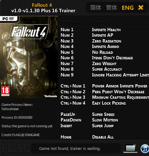Скачать Трейнер Для Fallout 3 - фото 5