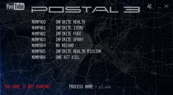 скачать трейнер для Postal 3 - фото 5