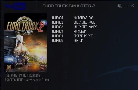 Euro truck simulator 2 money cheat/trainer thps-mods. Com.