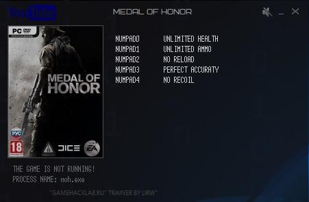 Medal Of Honor 2010 Скачать Трейнер