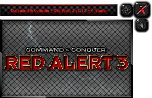 скачать трейнер для Red Alert 3 Steam - фото 9