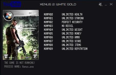xenus 2 белое золото читы видео