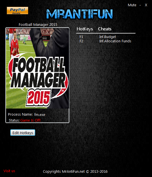 fifa manager 7 чит коды: