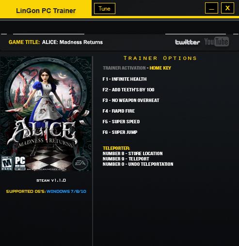 Xbox 360 Cheats - Alice: Madness Returns Wiki Guide - IGN