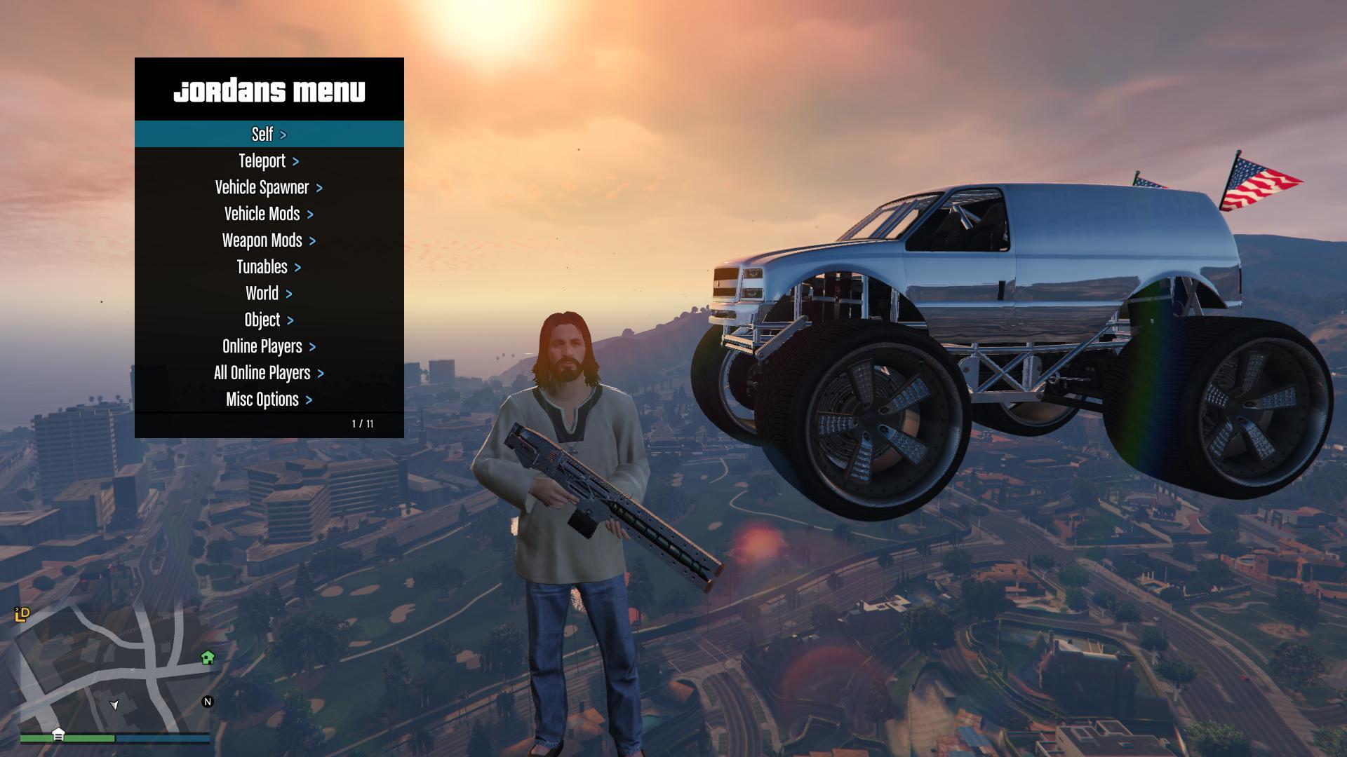 Grand Theft Auto V Update 2 crack V2