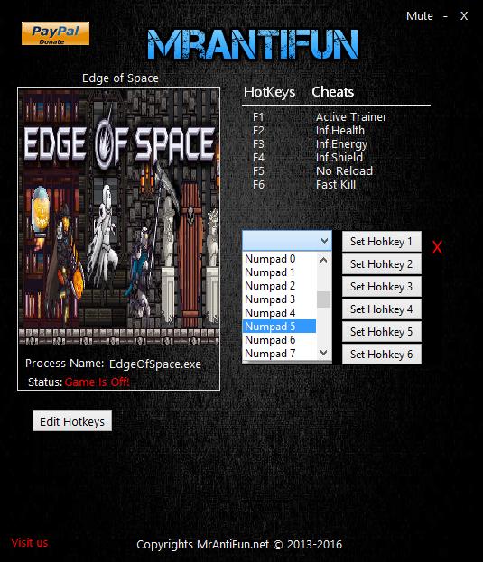 Edge of space скачать rus