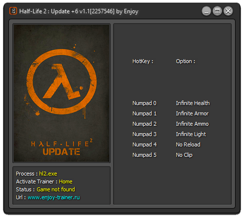 Кряк Для Half-Life 1