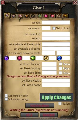 Grim Dawn: Трейнер/Trainer (+96) [1.0.0.1 (b31)