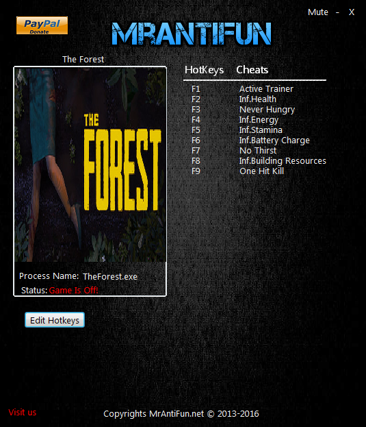 The forest 0. 46 [+ русификатор].