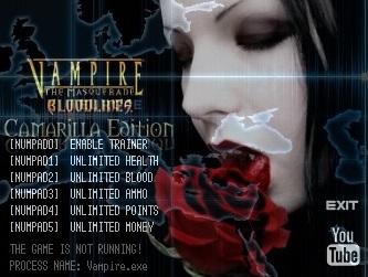 скачать трейнер для Vampire The Masquerade Bloodlines - фото 9