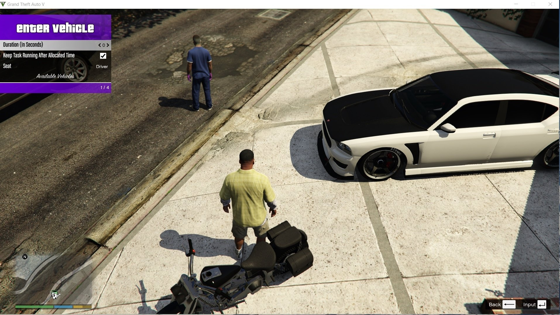 Grand theft auto 4 game mods that  naked pic