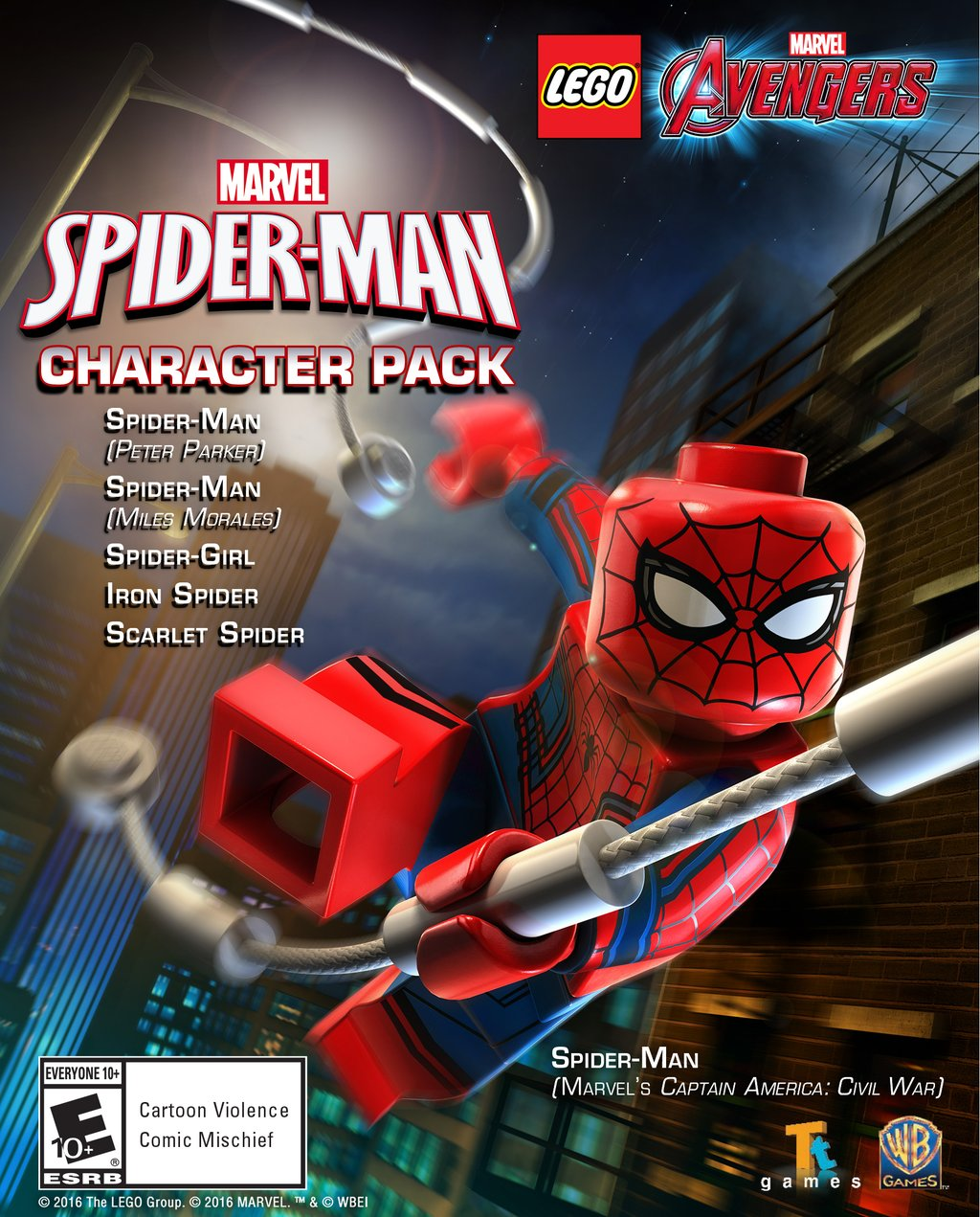 Lego marvel's avengers deluxe edition скачать.