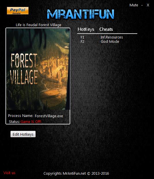 скачать трейнер Life Is Feudal Forest Village скачать на - фото 3