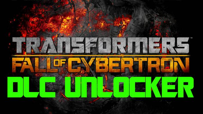 Crack Fall Of Cybertron