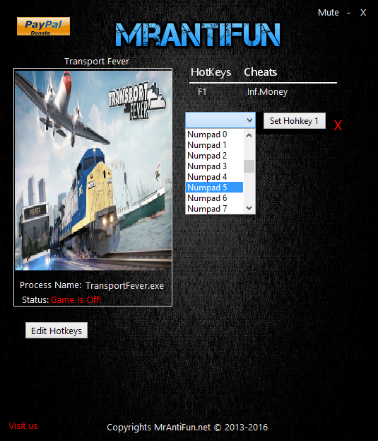 Transport Fever Build  Trainer  Mrantifun Zip