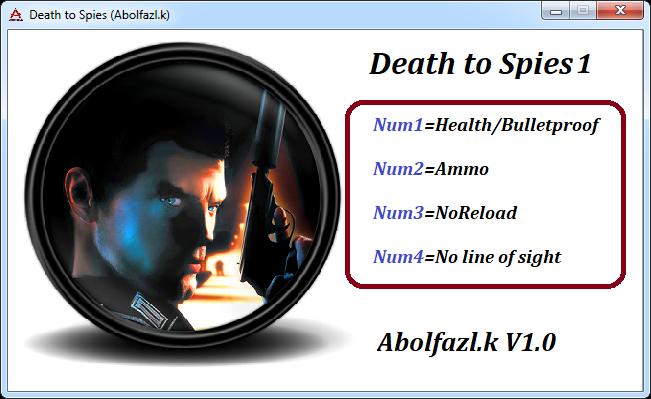 Death To Spies скачать трейнер - фото 4