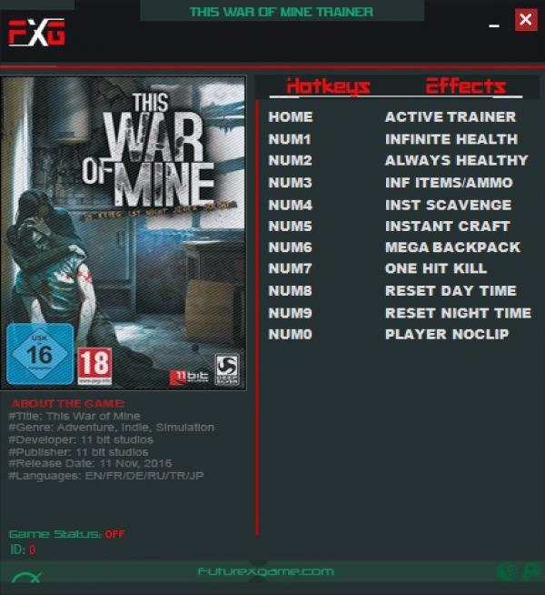 Nodvd men of war