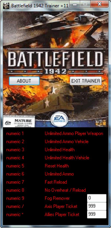 Battlefield 1942: полная антология скачать торрент.