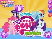 Дружба это Чудо: Укрась комнату пони
