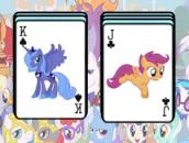 My Little Pony Solitare: Пасьянс пони