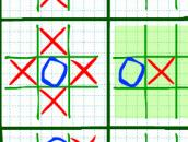 Strategic Tic-Tac-Toe: Большие крестики-нолики
