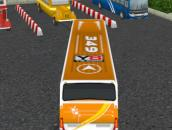 Bus Parking 3D World 2 - Парковка автобуса