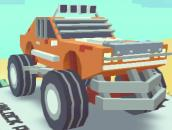 3D Monster Truck: SkyRoads - Гонки в небесах