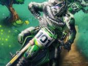 Motocross Forest Challenge 2: Улетный мотокросс