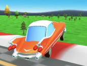 Cartoon Car Crash Derby Destruction World
