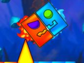Fire and Water: Geometry Dash - Огонь и лед