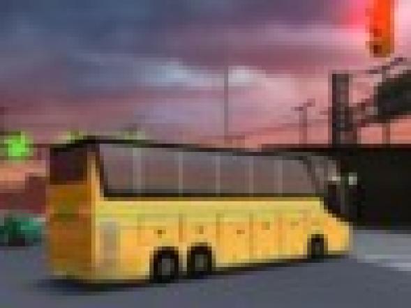 5. Скачать торрент Водитель автобуса / Bus Driver Gold (2007/PC/Русский)
