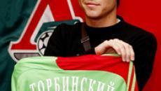 Торбинский перешел в «Локомотив»