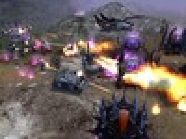 Warhammer 40.000: Dawn of War - Soulstorm (Локализация Бука) Re