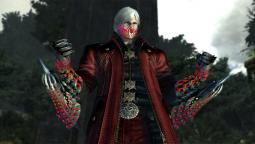 Devil May Cry 4. Выстрел от Capcom